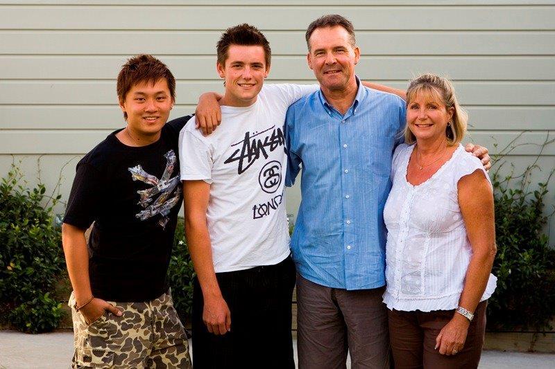 homestay-hillis-family