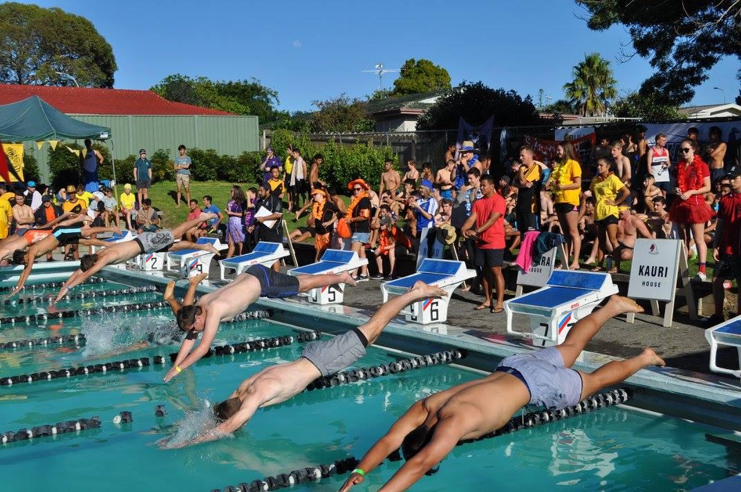 Swimming Sports 2017