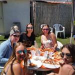 Lunch in Herculaneum